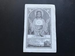 4eme CONGRES Eucharistique National PARIS 1923 - Images Religieuses