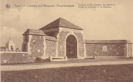 Passendale, Tyne Cot Cemetery And Memorial Passchendaele (pk49110) - Langemark-Poelkapelle