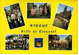 Hainaut Binche N°26 Ville De Carnaval Les Gilles Pierrots Arlequins édit Thill S.A Bruxelles - Binche