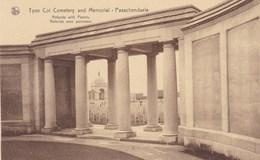 Passendale, Tyne Cot Cemetery And Memorial Passchendaele (pk49112) - Langemark-Poelkapelle