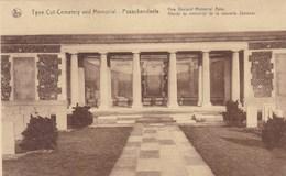 Passendale, Tyne Cot Cemetery And Memorial Passchendaele (pk49113) - Langemark-Poelkapelle