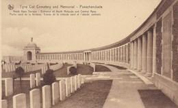 Passendale, Tyne Cot Cemetery And Memorial Passchendaele (pk49114) - Langemark-Poelkapelle