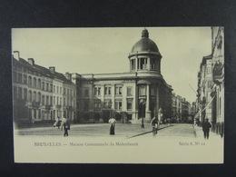 Bruxelles Maison Communale De Molenbeek - Molenbeek-St-Jean - St-Jans-Molenbeek