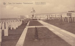Tyne Cot Cemetery Passchandaele, Passendale (pk49120) - Langemark-Poelkapelle