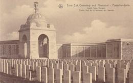 Tyne Cot Cemetery Passchandaele, Passendale (pk49121) - Langemark-Poelkapelle