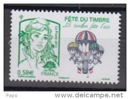 2013-N°4809** FETE DU TIMBRE - France