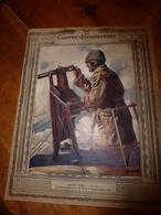 1914-1918 :LA GUERRE DOCUMENTÉE,par Généraux ++ Grav,phot:AS Guynemer,Chaput;Essen;Avions;;Ménilmontant;Zeppelin;Ballon - War 1914-18
