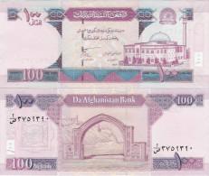 Afghanistan 2010 - 100 Afghanis - Pick 75 UNC - Afghanistan