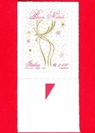 Nuovo - MNH - ITALIA - 2016 - Natale - Holy Christmas - Subject Graphic - Renna Stilizzata  - 1.00 - 1946-.. République
