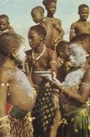 Voyage Du Roi Au Congo été 1955, Reis Van De Koning In Congo Zomer 1955, Cote D'or Chocolat (pk49142) - Belgian Congo - Other