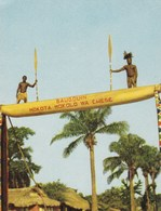 Voyage Du Roi Au Congo été 1955, Reis Van De Koning In Congo Zomer 1955, Cote D'or Chocolat (pk49145) - Belgian Congo - Other