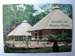SURINAME - BLAKKA WATRA - Surinam