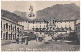 BI6 !!! OROPA PRIMO PIAZZALE 1956 F.P. !!! - Italia