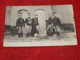 MILITARIA - LEOPOLDSBURG -   Camp De Beverlo  - Un Bon Serviteur - Leopoldsburg (Camp De Beverloo)