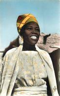TCHAD - A.E.F. Jeune Fille Foulbé. - Chad