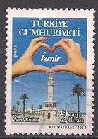 Türkei  (2012)  Mi.Nr.  3949   Gest. / Used  (9ba03) - 1921-... Republiek