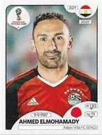 VIGNETTE PANINI FIFA WORLD CUP RUSSIA 2018 EGYPTE AHMED ELMOHAMADY N°76 - Panini