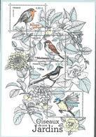 France 2018 - Yv N° F5239 ** Les Oiseaux De Nos Jardins 5239 - France