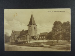 L'Eglise De Watermael Boitsfort - Watermaal-Bosvoorde - Watermael-Boitsfort