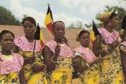 Voyage Du Roi Au Congo été 1955, Reis Van De Koning In Congo Zomer 1955, Cote D'or Chocolat (pk49149) - Belgian Congo - Other