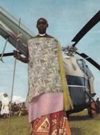 Voyage Du Roi Au Congo été 1955, Reis Van De Koning In Congo Zomer 1955, Cote D'or Chocolat (pk49157) - Belgian Congo - Other