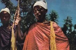 Voyage Du Roi Au Congo été 1955, Reis Van De Koning In Congo Zomer 1955, Cote D'or Chocolat (pk49160) - Belgian Congo - Other