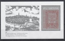 LITOUWEN - Michel - 1997 - BL 9 - MNH** - Lituanie