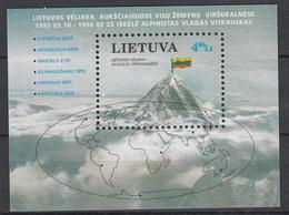 LITOUWEN - Michel - 1997 - BL 10 - MNH** - Lituanie