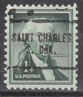 USA Precancel Vorausentwertung Preo, Locals South Dakota, Saint Charles 704 - Vereinigte Staaten