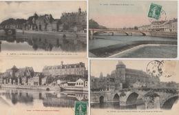 18 / 6 / 405  -  LOT  DE  7  CPA  DE  LAVAL  ( 53 ) Toutes Scanées - Postcards