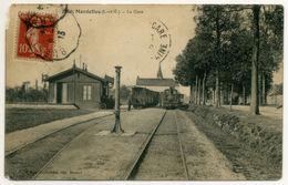 MORDELLES - La Gare - France