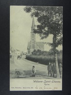 Woluwe-Saint-Etienne Eglise - Zaventem