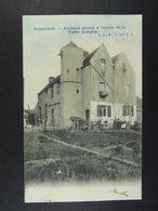 Schaerbeek Ancienne Maison à L'entrée De La Vallée Josaphat (colorisée) - Schaerbeek - Schaarbeek