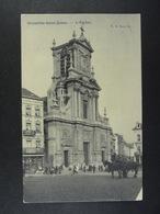 Bruxelles-Saint-Josse L'Eglise - St-Joost-ten-Node - St-Josse-ten-Noode