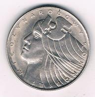 20 ZLOTY 1975 POLEN /3579G/ - Pologne