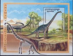PIA  - CAMBOGIA - Animali Preistorici - Brachiosaurs - Cambogia