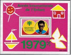 """Congo Bloc YT 21 """" Année De L'Enfant """" 1979 Neuf** - Congo - Brazzaville"""