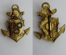 Insigne Du Régiment Mixte ANTILLES GUYANE - Armée De Terre