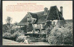 CPA - LA NORMANDIE PITTORESQUE - STE FOY DE MONTGOMMERY - Le Vieux Château, Animé - Autres Communes