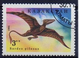 PIA  - KAZAKISTAN - Animali Preistorici - Sordes Pilosus - (Yv 38) - Kazakistan