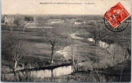 41 - MAUBERTIN - PIERREFITTE --  La Sauldre - Autres Communes