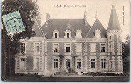 41 - MARAY --  Château De La Plaudière - Autres Communes