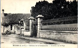 41 - MUIDES --  Château De La Cressonnière - Autres Communes