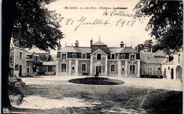 41 - MUIDES --  Château - Autres Communes