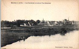 41 - MUIDES -- Les Bords De La Loire Et Vue Générale - Autres Communes