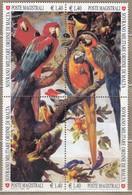 BIRDS Sovrano Militare Ordine Di Malta 2009 MNH (**) #22673 - Parrots