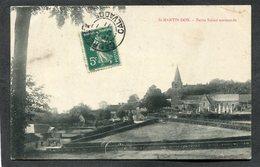 CPA - ST MARTIN DON (Calvados) - Vue Générale - Autres Communes