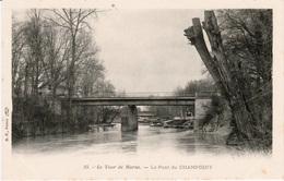 94 - Série Le Tour De Marne  N° 23 Champigny - Le Pont De Champigny   Edt : B.F. Paris - Précurseur - Champigny Sur Marne