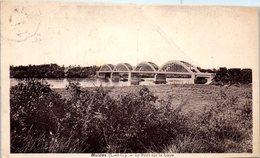41 - MUIDES -- Le Pont Sur La Loire - Autres Communes