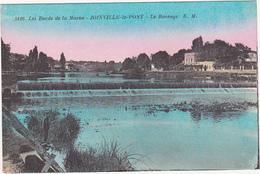 94 - Les Bords De La Marne - JOINVILLE-le-PONT - Le Barrage - Joinville Le Pont